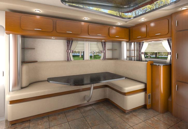 Interior rv archives cummins design for Camper interior designs