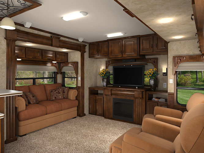 Interior Rv Archives Cummins Design